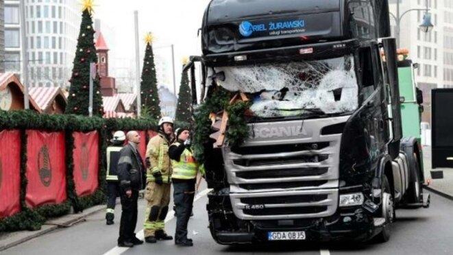 L'attentat du marché de Noël de Berlin. Pourtant l'Allemagne avait été prévenue.