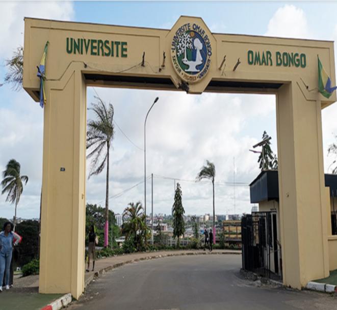 15 mars 2021-Gabon – Université Omar Bongo-un lieu de désolation et de délabrement avancé .PNG