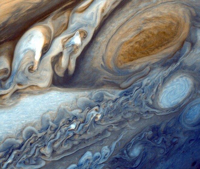 La semaine de Jupiter © Image par WikiImages de Pixabay