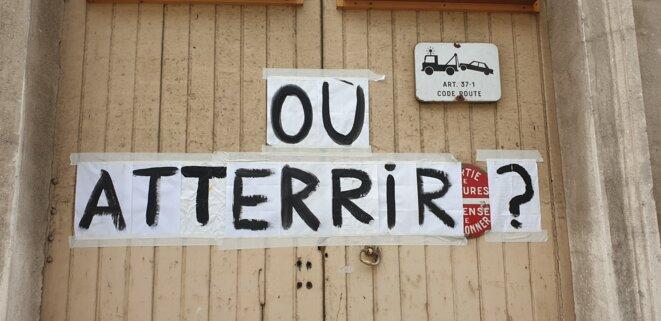 Saint-Denis avril 2020 © Alain Bertho