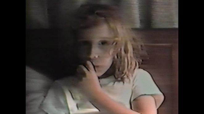 """Capture d'écran du documentaire """"Allen v. Farrow""""."""