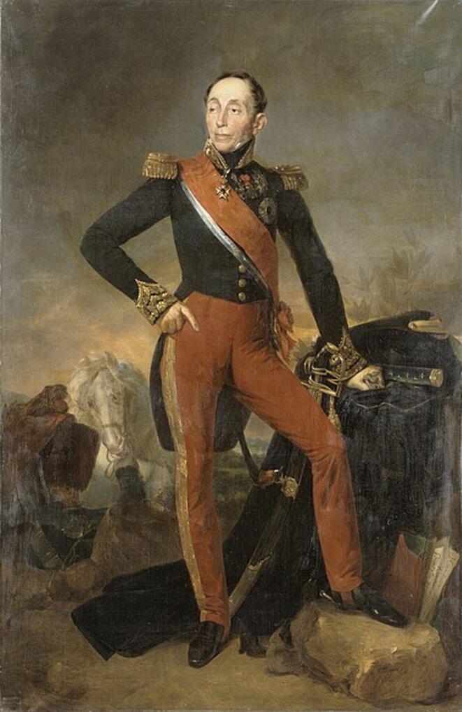 Emmanuel, marquis de Grouchy par Jean Sébastien Rouillard © Wikimedia Commons