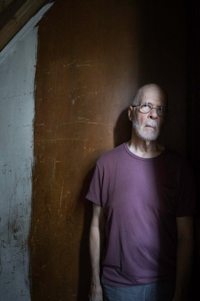 Jeffrey Silverthorne, Self-portrait, 2019 © Jeffrey Silverthorne