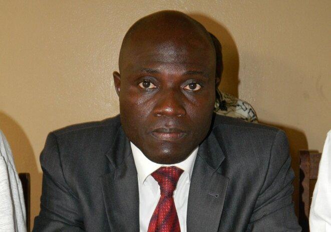 Maitre Raphaël KPANDE-ADZARE, ancien président de la Ligue Togolaise des Droits de l'Homme