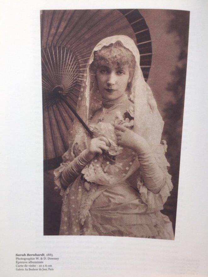 Sarah Bernhardt © 'Maisons Closes' - galerie Au Bonheur du Jour