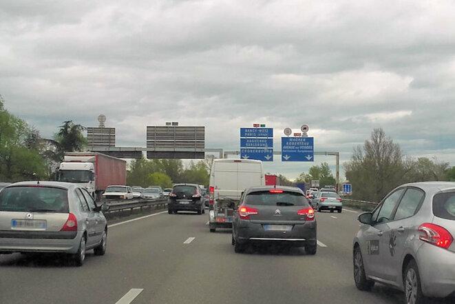 Sortir du diesel en ville doit prioriser les professionnels avant les particuliers © Bruno Dalpra