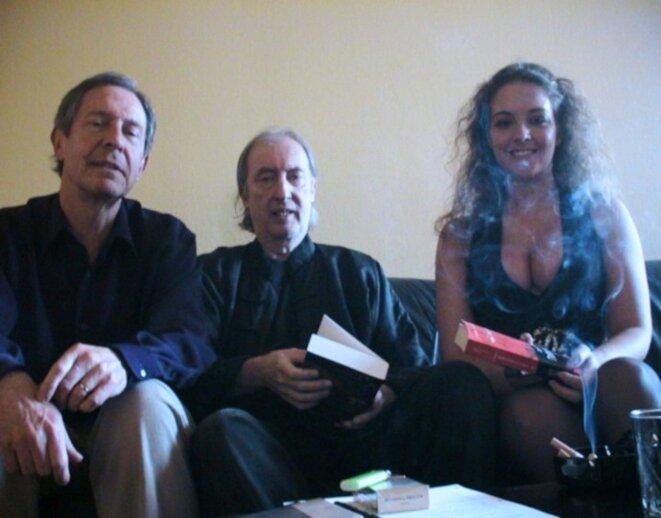 Joël Houssin, Gil Prou, Oksana