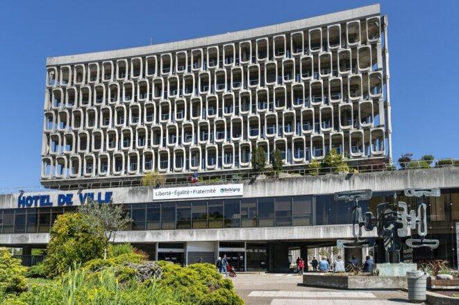 L'hôtel de ville de Bobigny. © MOULU Philippe / Hemis via AFP