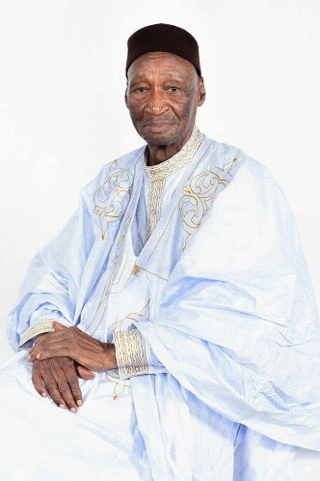 L'historien guinéen Djibril Tamsir Niane (9 janvier 1932 - 8 mars 2021)