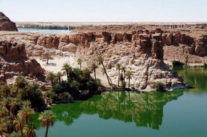 Tchad - région du Tibesti-Ennedi