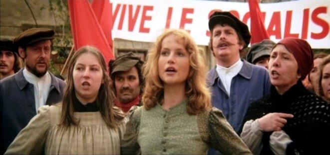 Scène de fin du film Le Juge et l'assassin, de Bertrand Tavernier