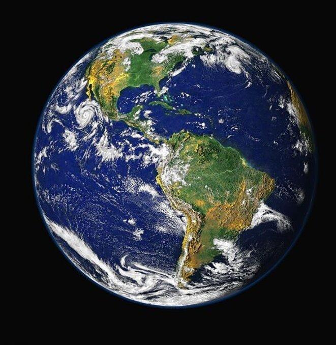 Planète Terre - 4,543 milliards d'années