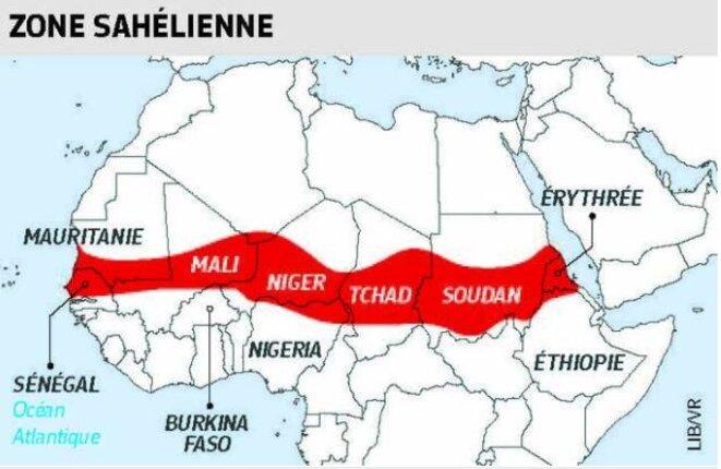 Zone sahélienne