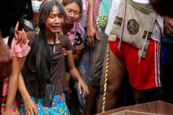 © Myat Thu Kyaw / NurPhoto via AFP