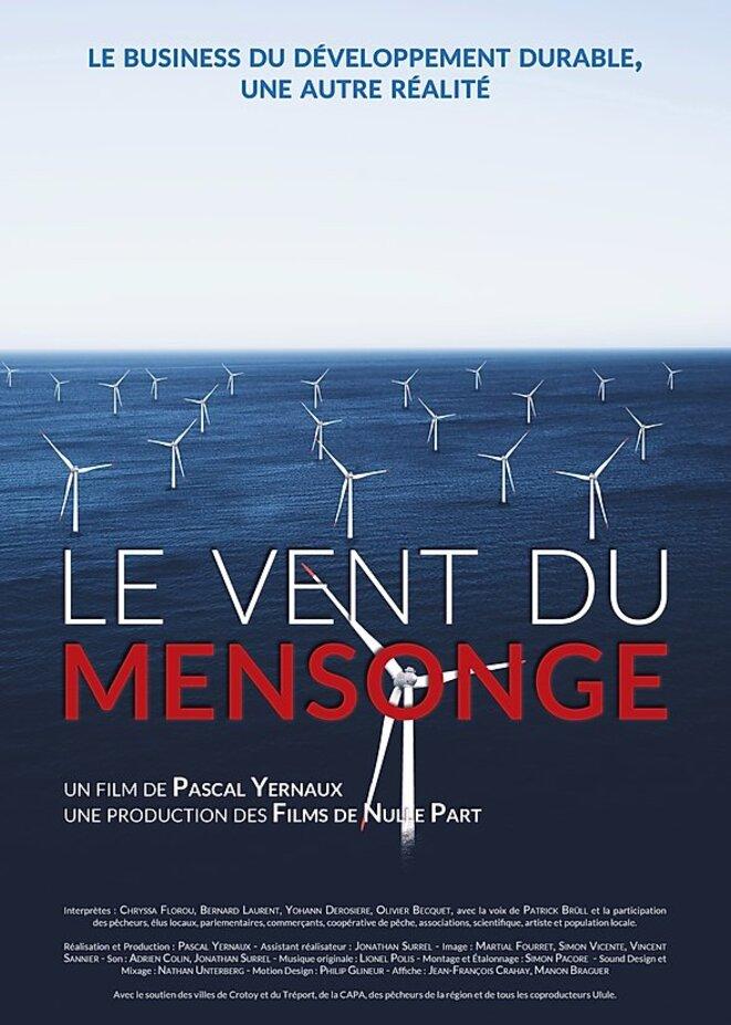 Affiche du film © Pascal Yernaux