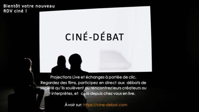 Ciné-Débat © Pascal Yernaux