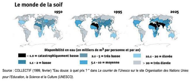 © Eau douce à quel prix ? | UNESCO