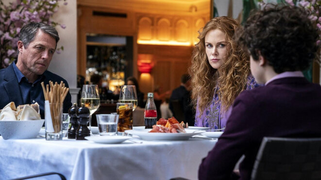"""""""The Undoing"""" une série créée par David E. Kelley et réalisée par Susanne Bier © HBO"""