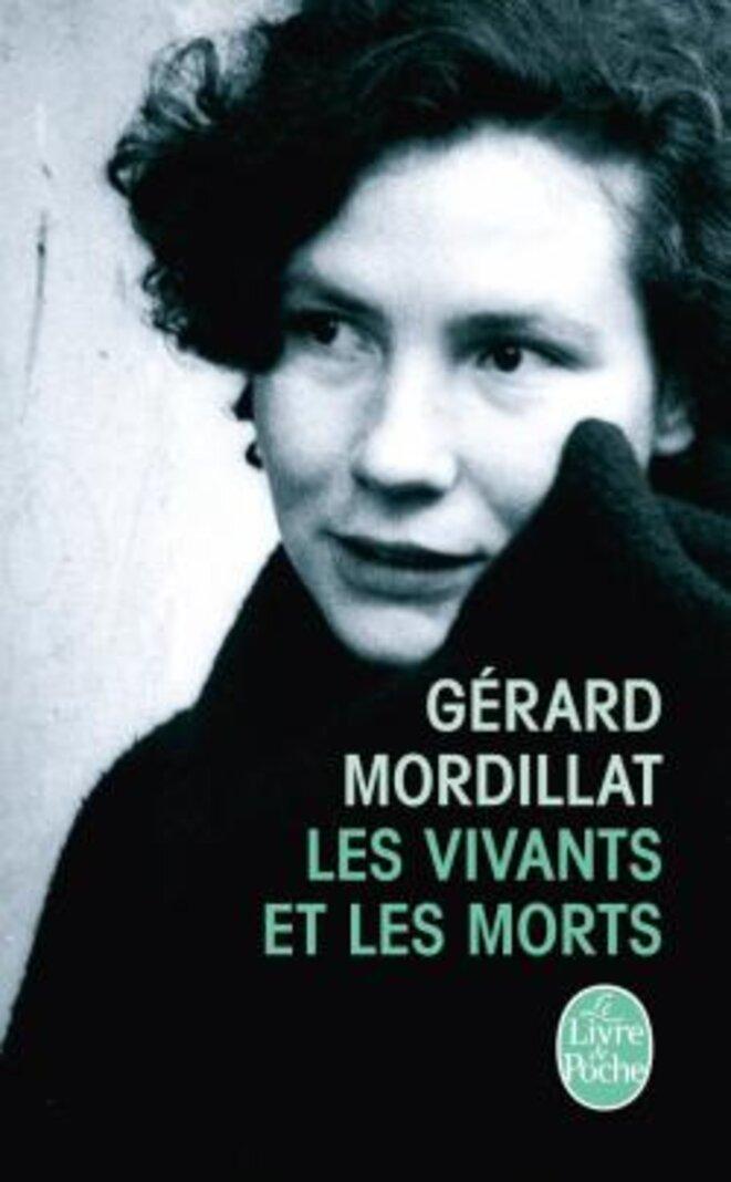 """Première page de couverture du livre """"Les vivants et les morts"""" de Gérard Mordillat © Le Livre de Poche"""