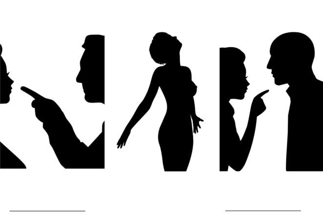 """femmes, qui parle ? femmes qui parlent"" © ABK"