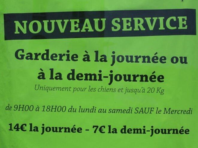 un commerce de première nécessité © Jean Claude Lénervé