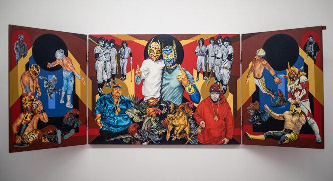 """Marianne Pradier, """"Sueno de una Tarde Dominical"""", 2015"""