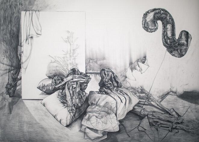 """Olivia Etienne, """"Conversation"""", 2020"""