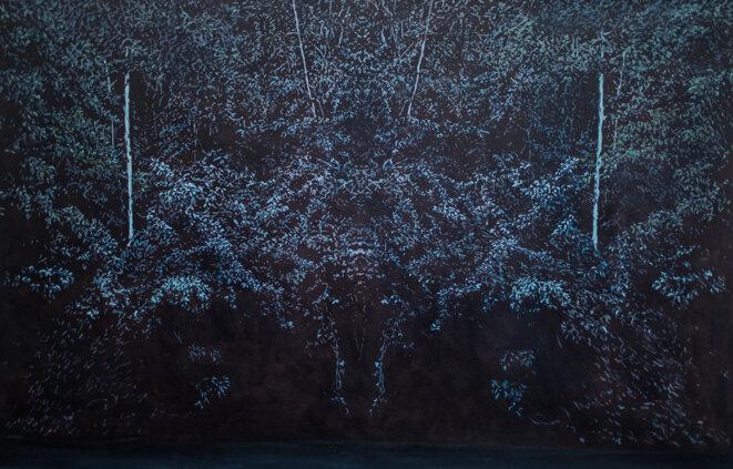 "Bruno Gadenne, ""Paysage énantiomorphe I"", 2019"