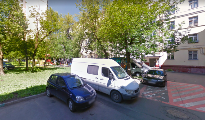 © Capture d'écran Google map