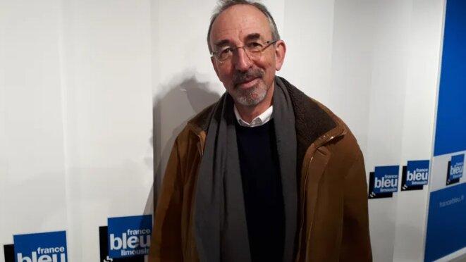 Dr Eric Lemonnier, pédopsychiatre au Centre de Ressources Autisme du Limousin © Radio France - Alain Ginestet