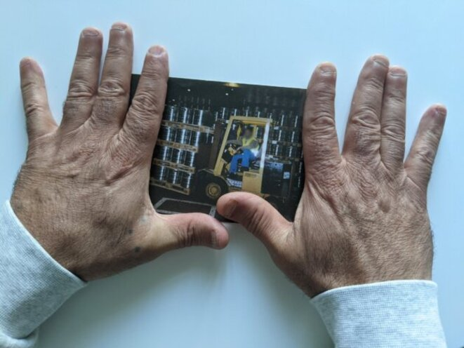 «J'étais le plus ancien des intérimaires», se souvient Rabah. © Guillaume Krempp / Rue89 Strasbourg / cc