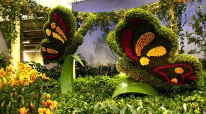Floralies de Nantes (créées en 1999).