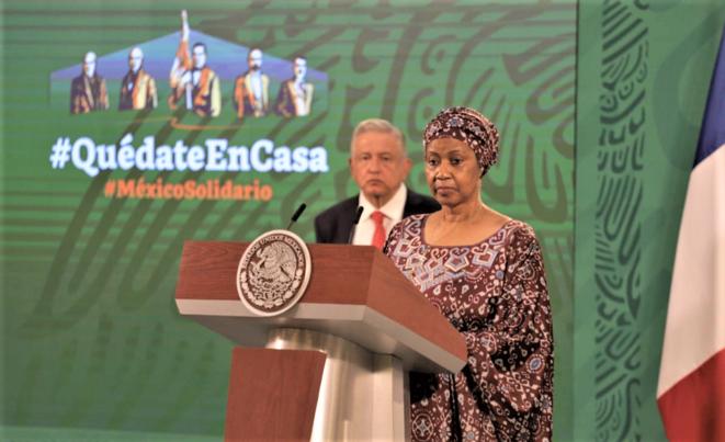 Mexico - Forum Génération Égalité (2021) - 29 – 31 mars - Mme Phumzile Mlambo-Ngcuka, Directrice exécutive d'ONU Femme