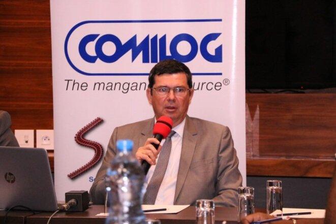 Bruno Faour, Représentant général du groupe ERAMET/COMILOG au Gabon