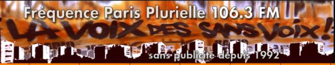 Radio Fréquence Paris Plurielle © RFPP