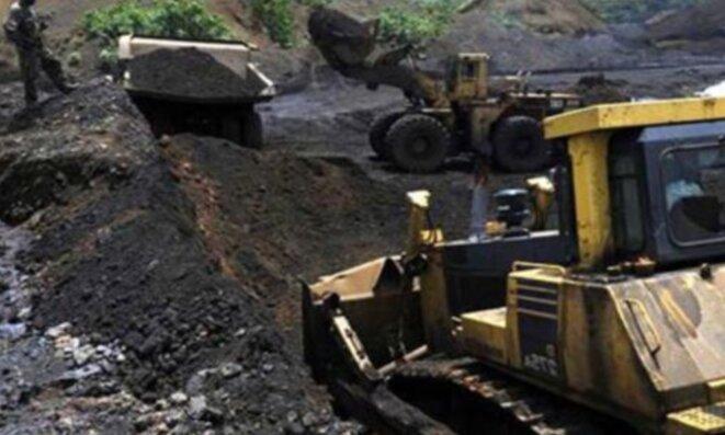 COMILOG - Extraction de manganèse
