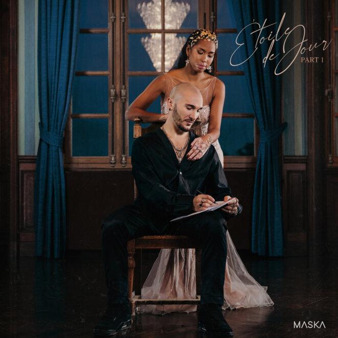 Masta- Etoile de Jour part.1 - Couverture de l'EP © Fifou