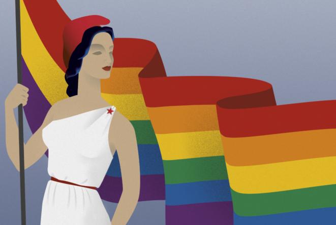 campagne PCF-PGE de soutien aux femmes espagnoles contre les restrictions du droit à l'IVG © PCF