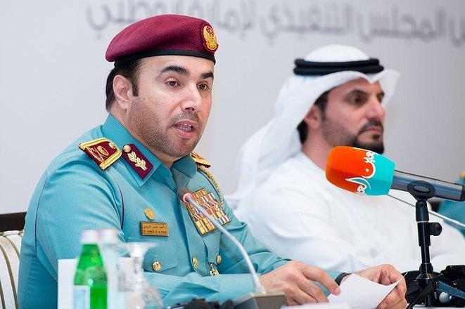 Ahmed Nasser Al-Raisi, Inspector General del Ministerio del Interior de los Emiratos Árabes Unidos y candidato a la presidencia de Interpol. © Wikicommons