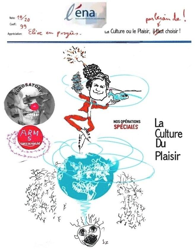 La culture du plaisir © sz
