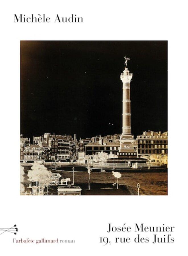 En couverture: photographie de Gustave Le Gray Paris, place de la Bastille (négatif) vers 1859 © Editions Gallimard