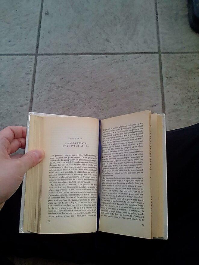 Vive la lecture !
