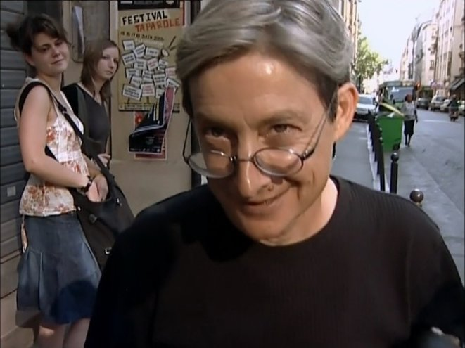 Extrait de «Judith Butler, philosophe en tout genre» © Paule Zajdermann