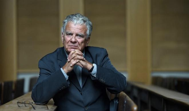 Olivier Duhamel en 2016. © Stéphane de Sakutin / AFP