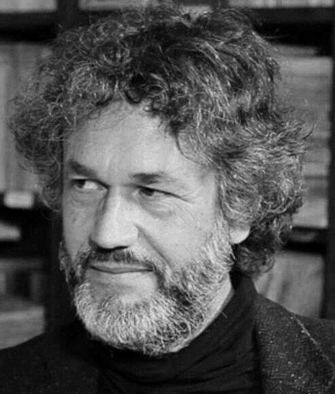 l'auteur Alain Hoareau © DR
