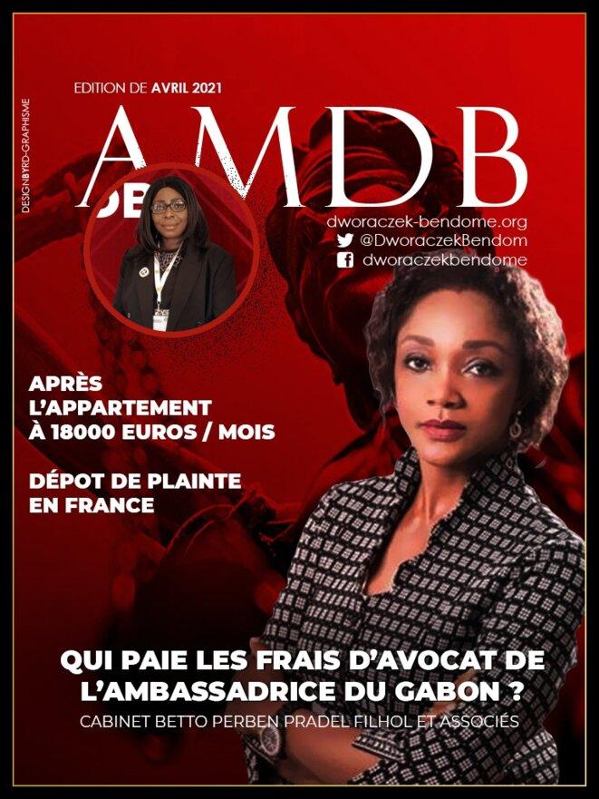 Liliane Massala, Ambassadrice du Gabon en France