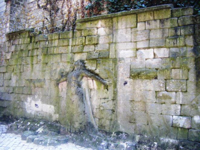 Le Mur des Révolutions - Paul Moreau-Vauthier