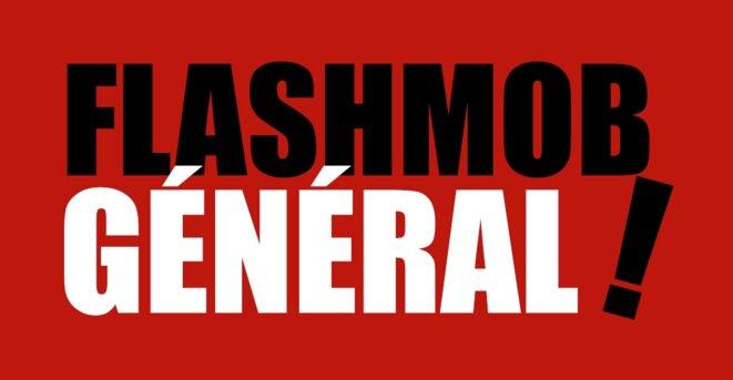 FlashMob général © HK