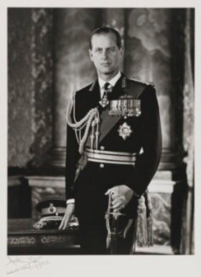 Prince Phiiip, Duke of Edinburgh,1964, The National Portrait Gallery