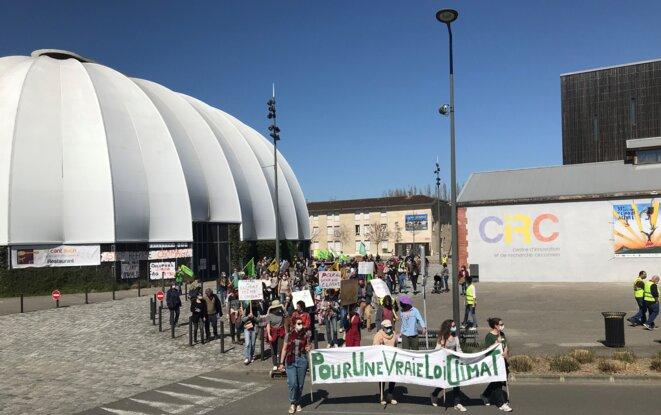 Marche pour le climat le 28 mars
